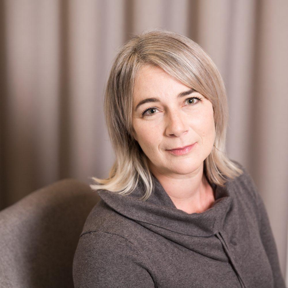 Elisabeth Schimpl - Psychotherapeutin im Praxiszentrum am Freistädter Hauptplatz